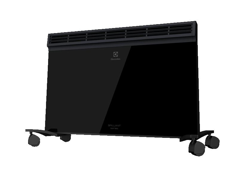 Конвекторы Electrolux серии Crystal с электронным управлением